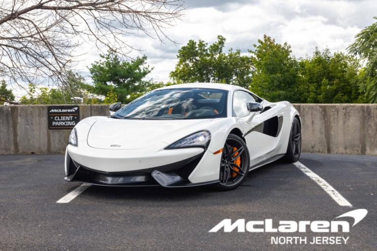 Used 2019 McLaren 570S Coupe for sale $185,000 at McLaren North Jersey in Ramsey NJ