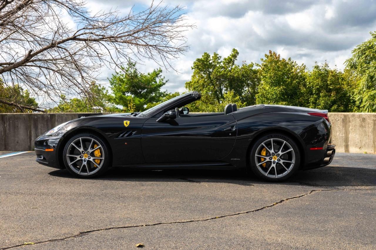 Used 2011 Ferrari California for sale $120,000 at McLaren North Jersey in Ramsey NJ 07446 3
