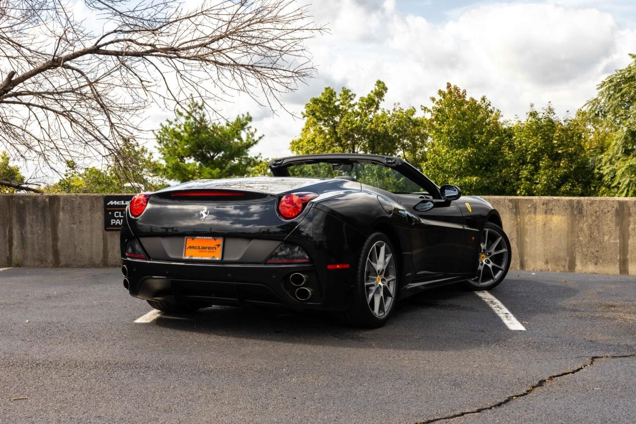 Used 2011 Ferrari California for sale $120,000 at McLaren North Jersey in Ramsey NJ 07446 9