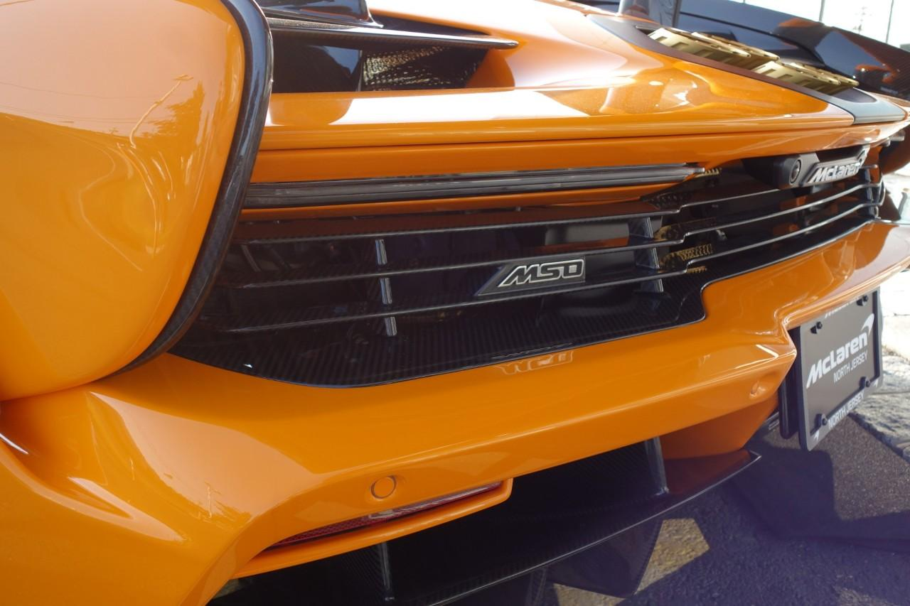 Used 2019 McLaren Senna LM for sale Call for price at McLaren North Jersey in Ramsey NJ 07446 6