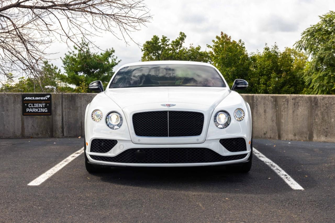 Used 2016 Bentley Continental GT V8 S for sale $139,000 at McLaren North Jersey in Ramsey NJ 07446 10
