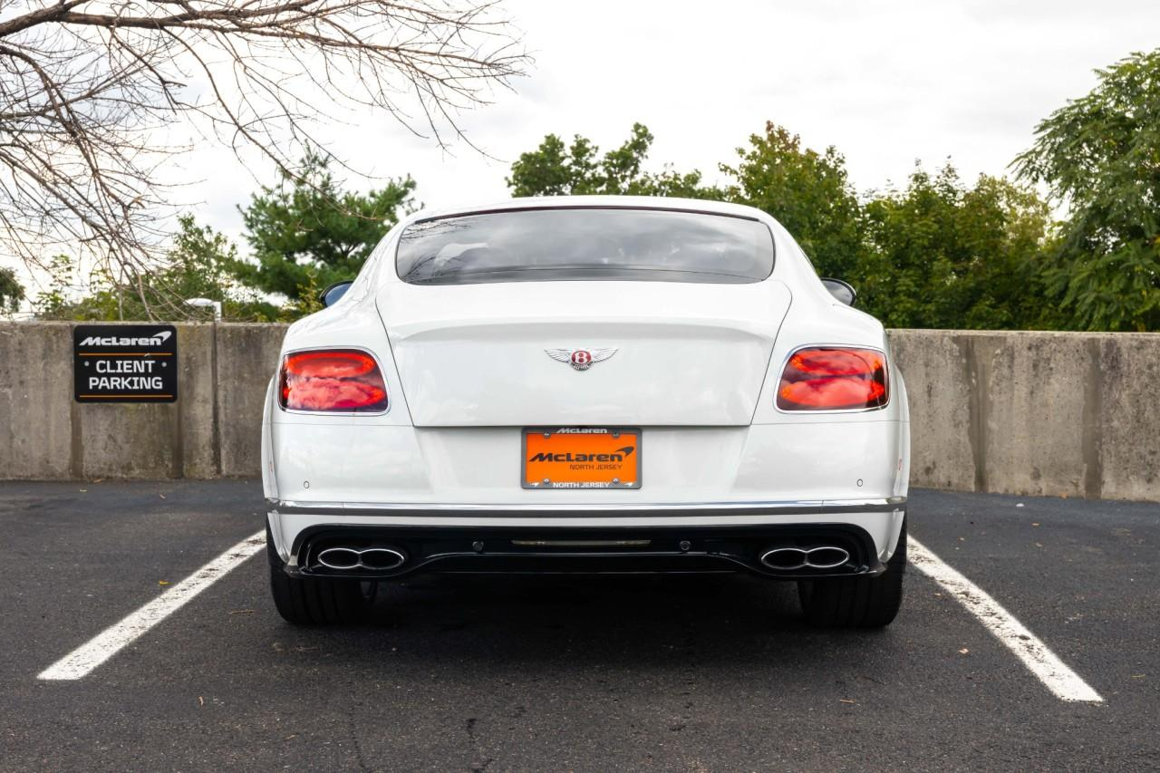Used 2016 Bentley Continental GT V8 S for sale $139,000 at McLaren North Jersey in Ramsey NJ 07446 4