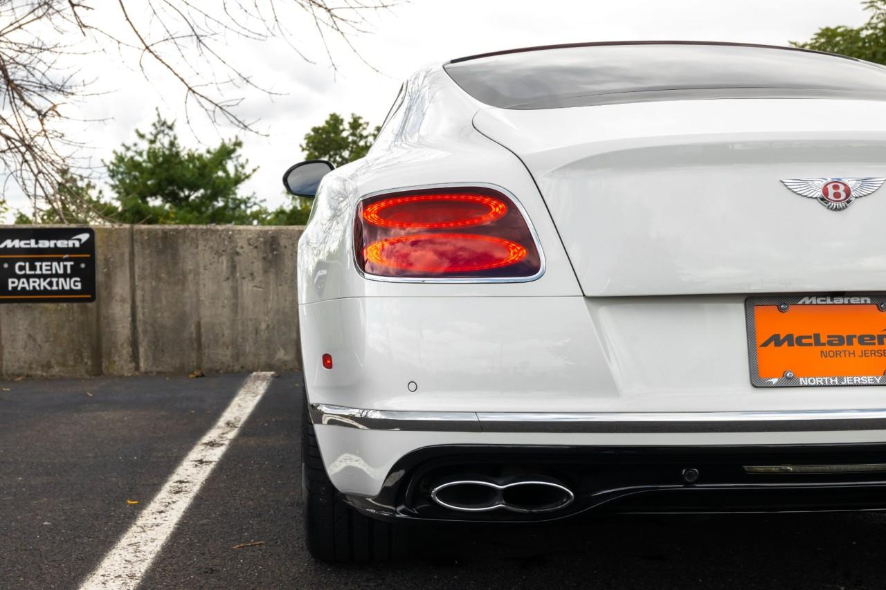 Used 2016 Bentley Continental GT V8 S for sale $139,000 at McLaren North Jersey in Ramsey NJ 07446 5