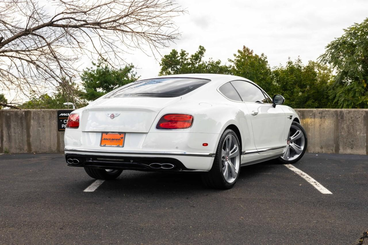 Used 2016 Bentley Continental GT V8 S for sale $139,000 at McLaren North Jersey in Ramsey NJ 07446 7