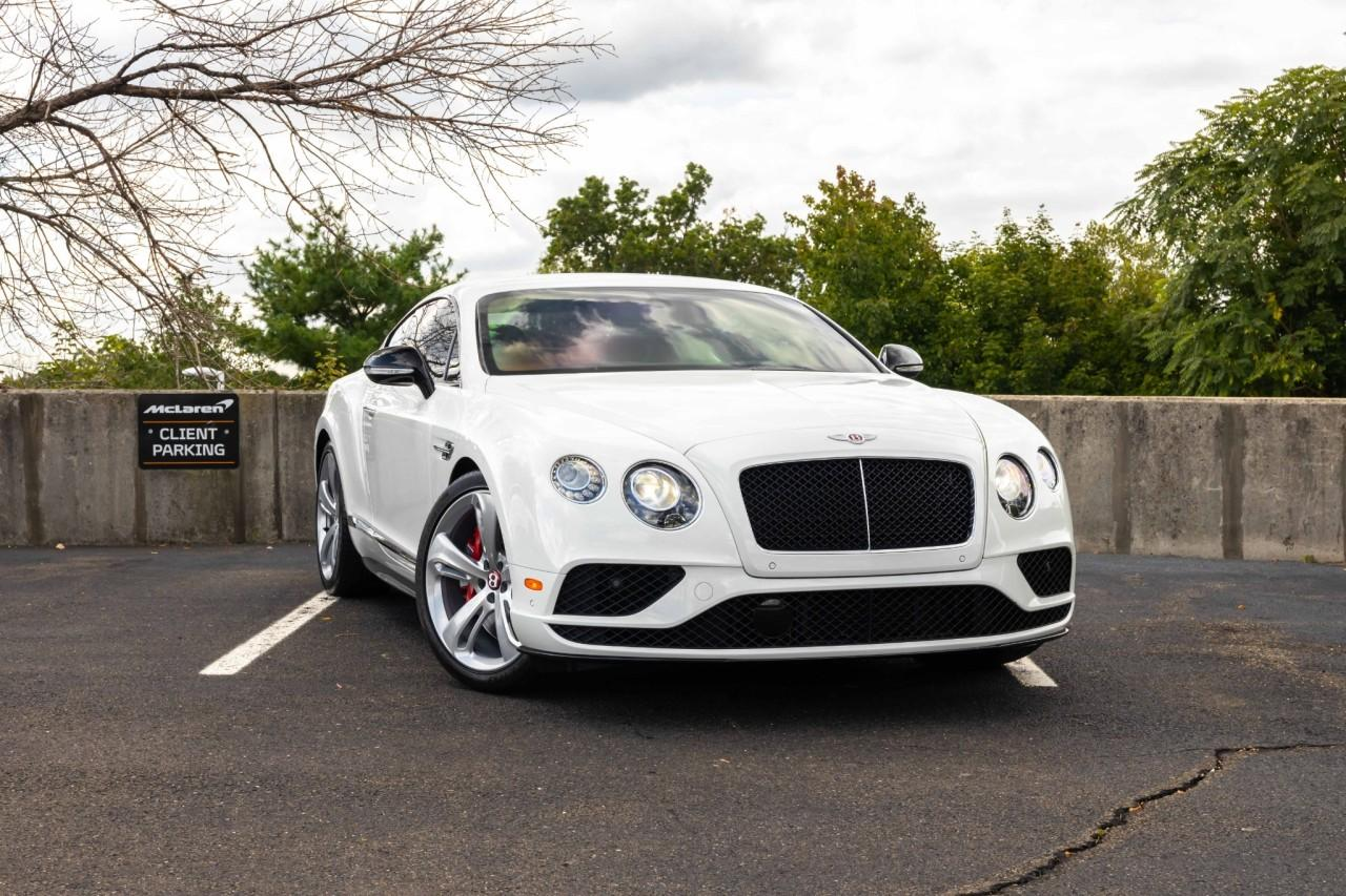 Used 2016 Bentley Continental GT V8 S for sale $139,000 at McLaren North Jersey in Ramsey NJ 07446 9
