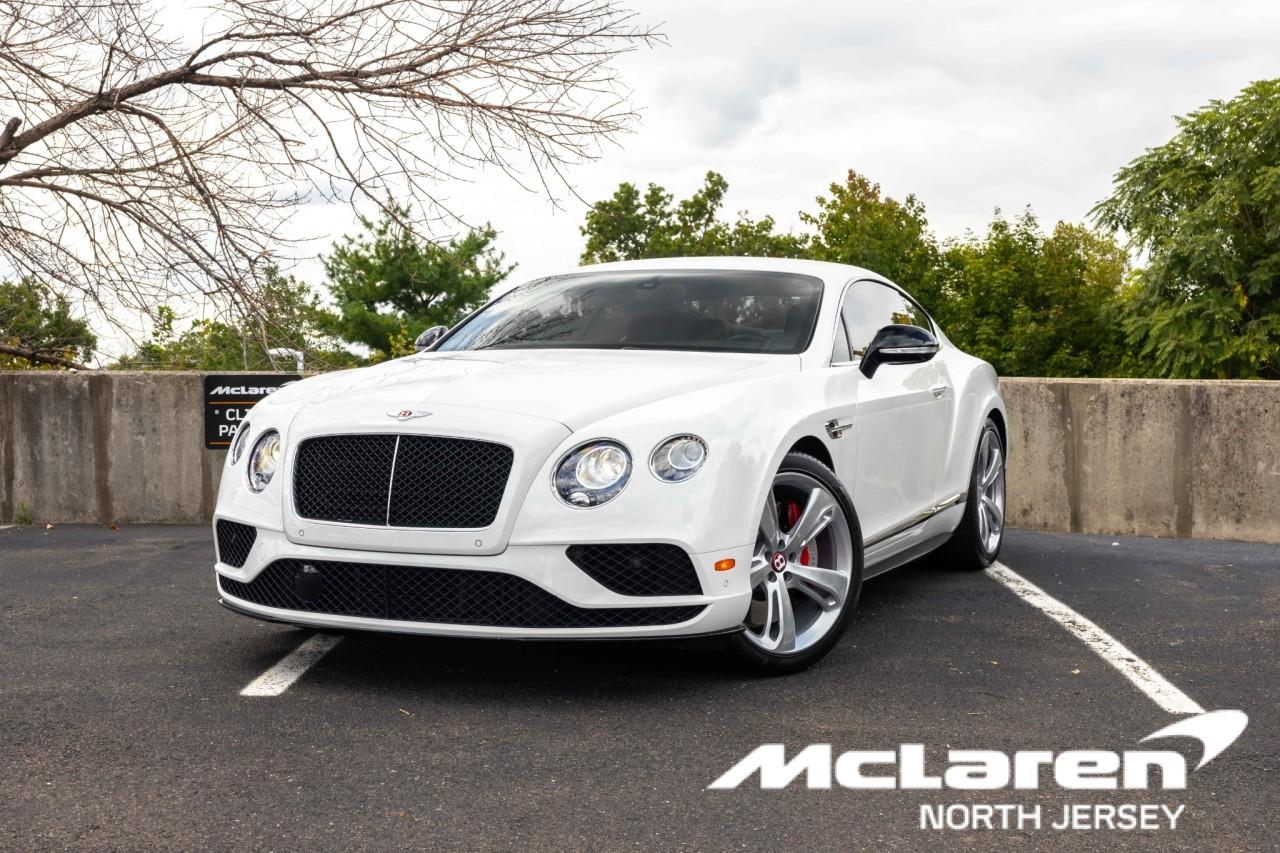 Used 2016 Bentley Continental GT V8 S for sale $139,000 at McLaren North Jersey in Ramsey NJ 07446 1