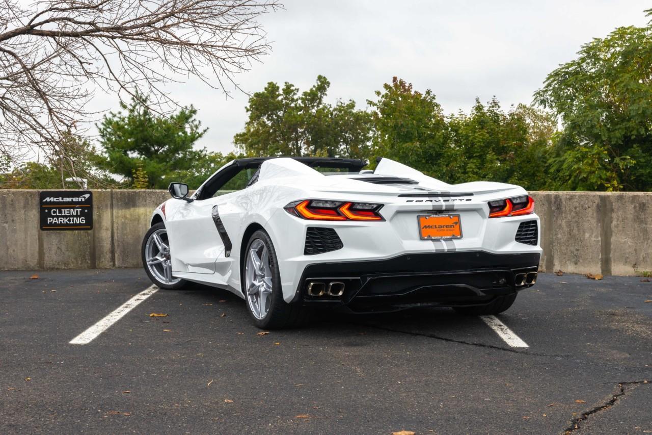 Used 2021 Chevrolet Corvette Stingray w/2LT for sale $114,000 at McLaren North Jersey in Ramsey NJ 07446 4