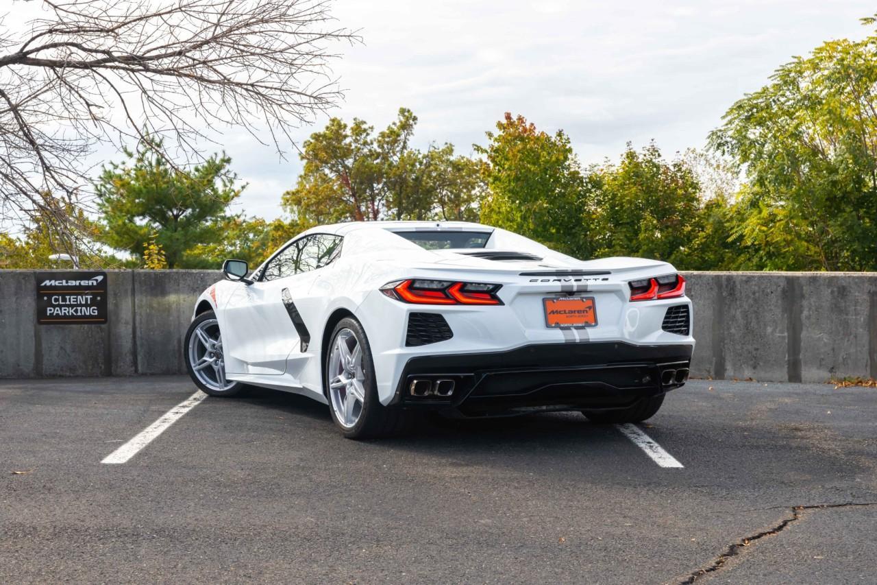 Used 2021 Chevrolet Corvette Stingray w/2LT for sale $114,000 at McLaren North Jersey in Ramsey NJ 07446 5