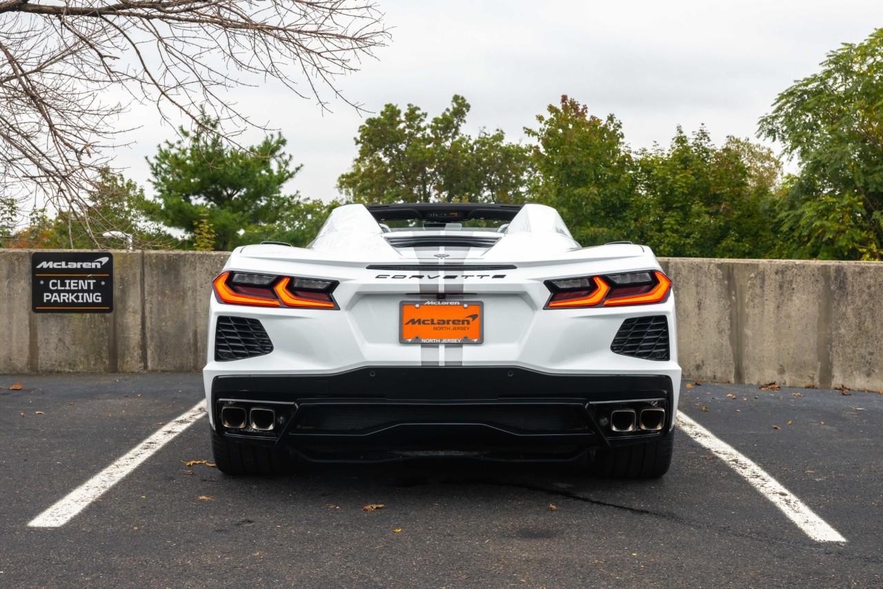 Used 2021 Chevrolet Corvette Stingray w/2LT for sale $114,000 at McLaren North Jersey in Ramsey NJ 07446 6