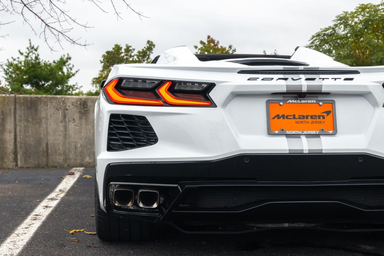 Used 2021 Chevrolet Corvette Stingray w/2LT for sale $114,000 at McLaren North Jersey in Ramsey NJ 07446 7