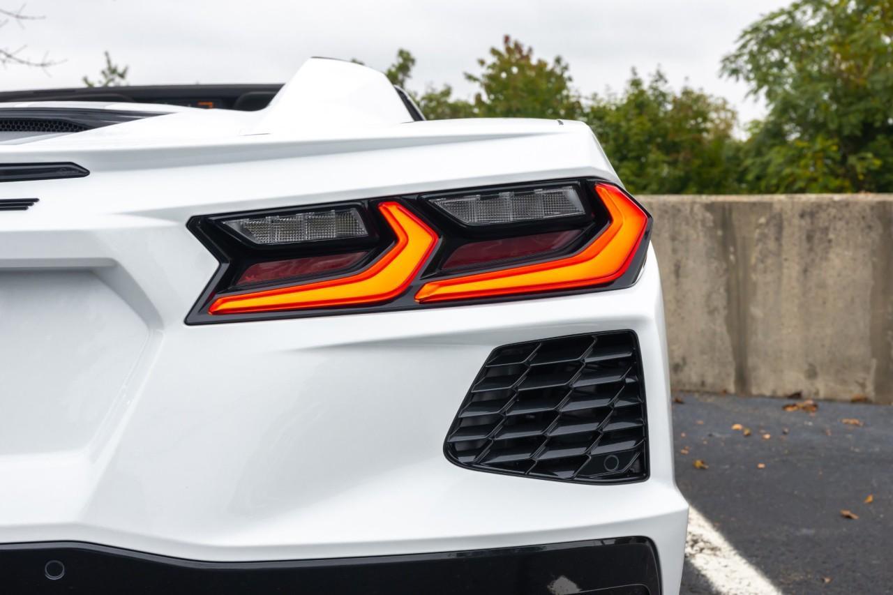 Used 2021 Chevrolet Corvette Stingray w/2LT for sale $114,000 at McLaren North Jersey in Ramsey NJ 07446 8