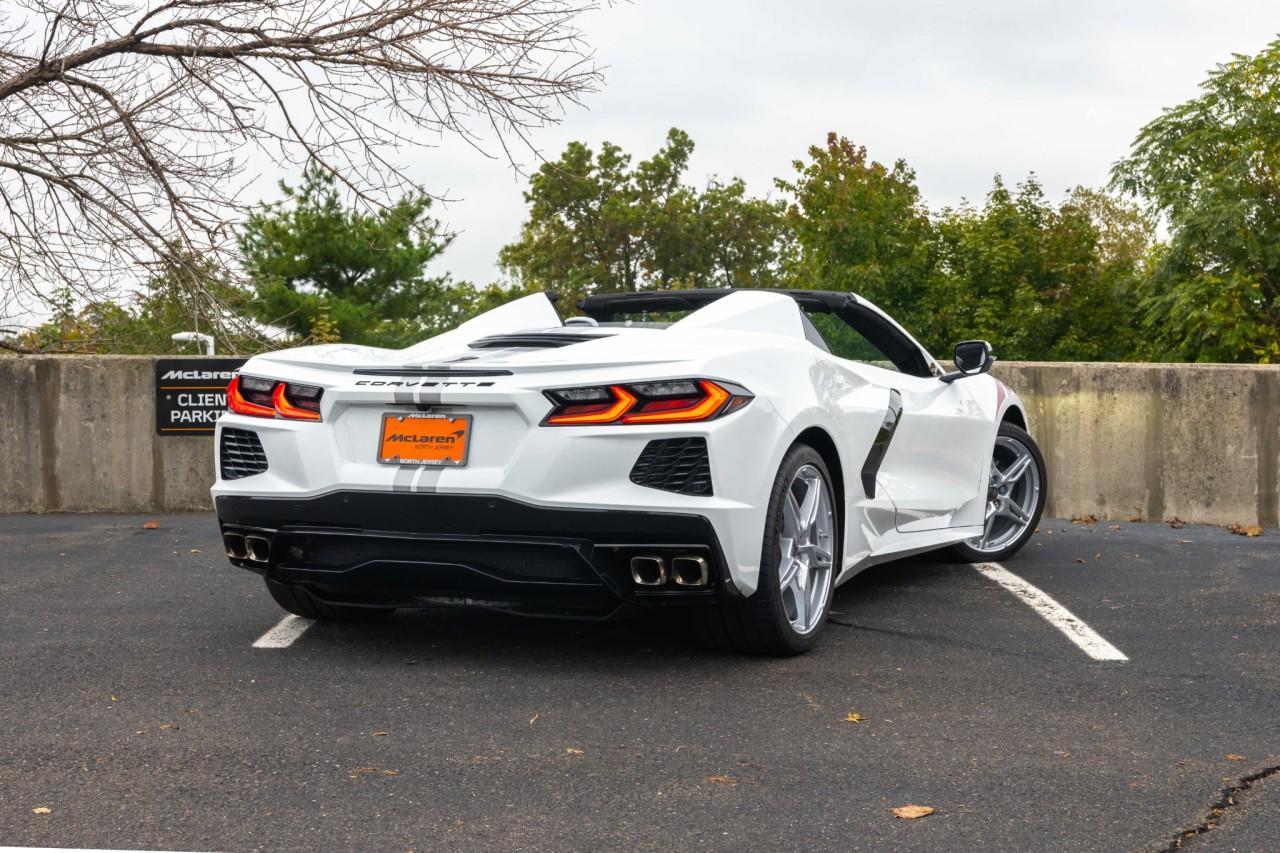 Used 2021 Chevrolet Corvette Stingray w/2LT for sale $114,000 at McLaren North Jersey in Ramsey NJ 07446 9