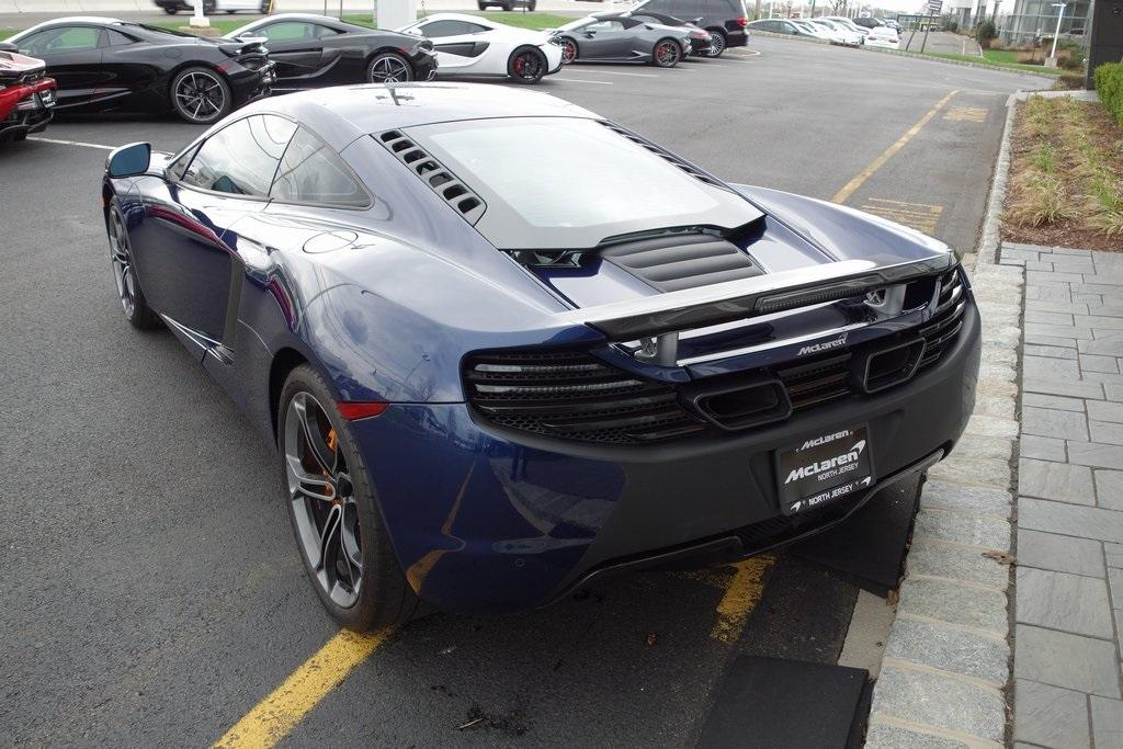 Used 2012 McLaren MP4-12C for sale $105,900 at McLaren North Jersey in Ramsey NJ 07446 10