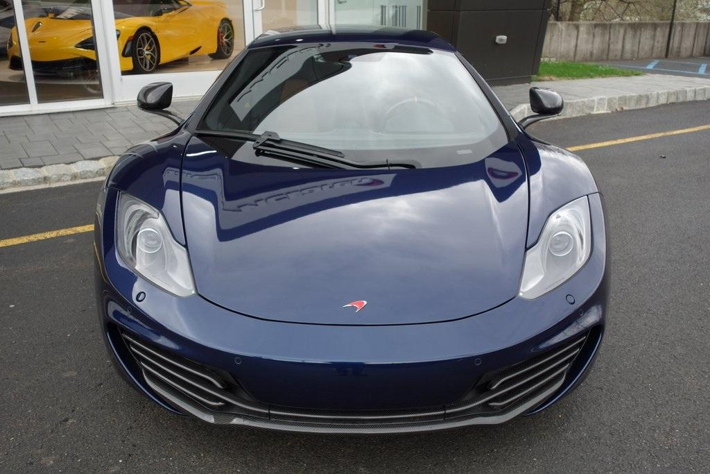 Used 2012 McLaren MP4-12C for sale Sold at McLaren North Jersey in Ramsey NJ 07446 2