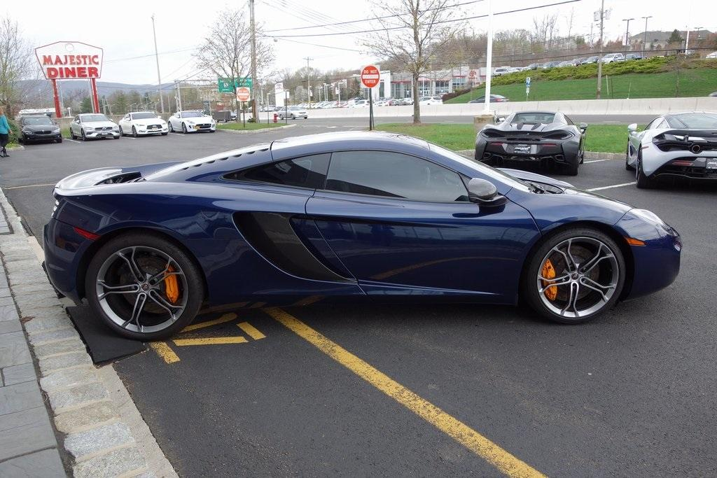 Used 2012 McLaren MP4-12C for sale Sold at McLaren North Jersey in Ramsey NJ 07446 4