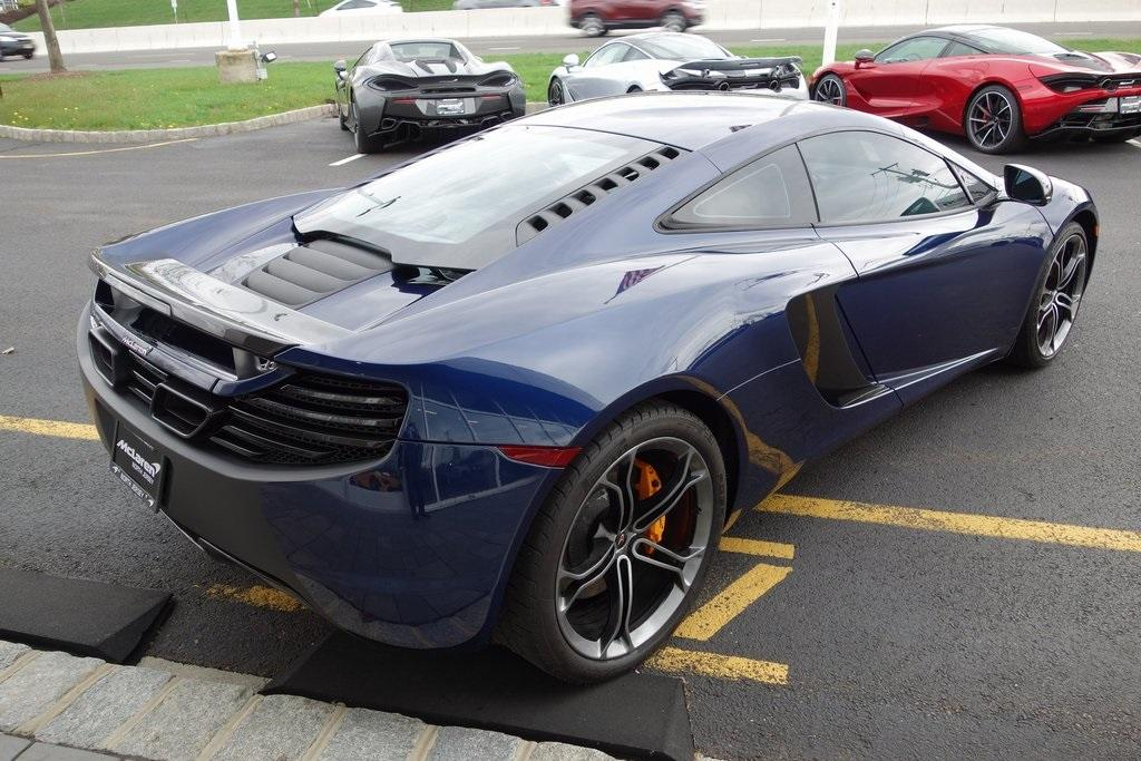 Used 2012 McLaren MP4-12C for sale $105,900 at McLaren North Jersey in Ramsey NJ 07446 7
