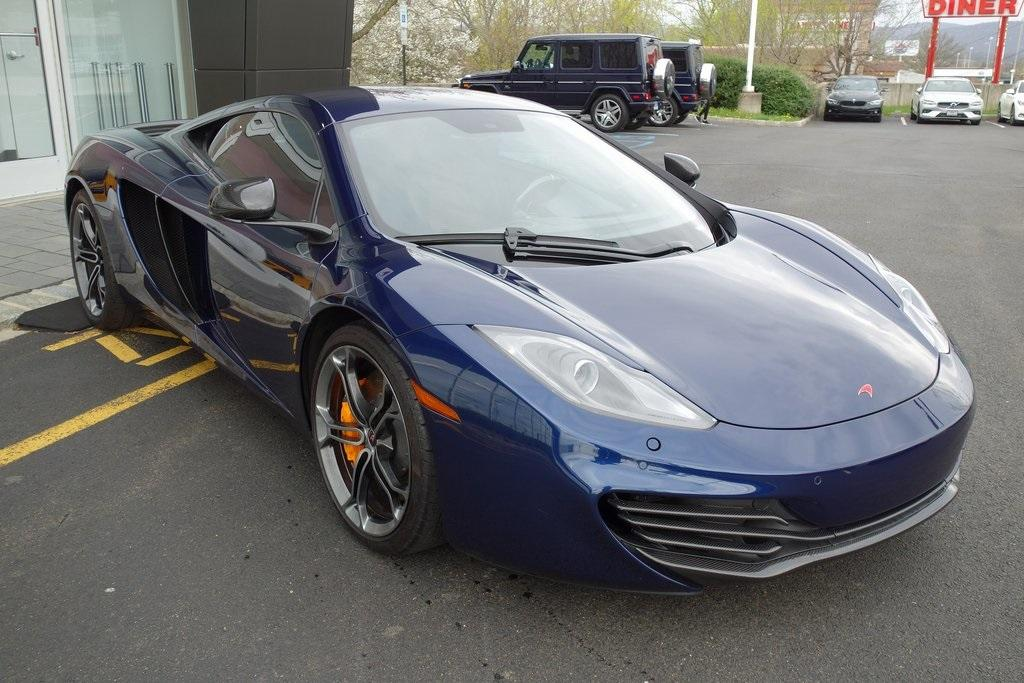 Used 2012 McLaren MP4-12C for sale $105,900 at McLaren North Jersey in Ramsey NJ 07446 1