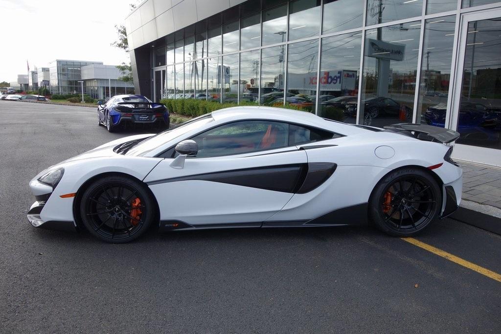 New 2019 McLaren 600LT for sale Sold at McLaren North Jersey in Ramsey NJ 07446 10