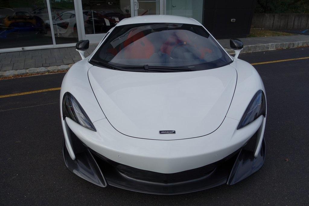 New 2019 McLaren 600LT for sale Sold at McLaren North Jersey in Ramsey NJ 07446 2
