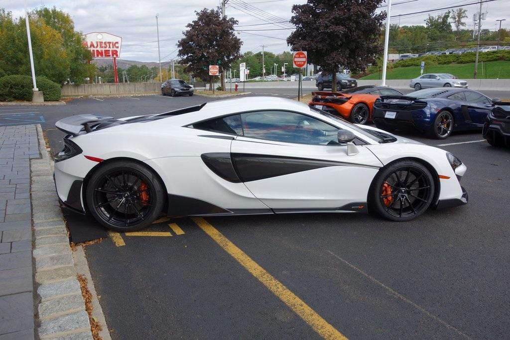 New 2019 McLaren 600LT for sale Sold at McLaren North Jersey in Ramsey NJ 07446 4