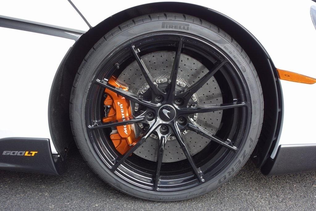 New 2019 McLaren 600LT for sale Sold at McLaren North Jersey in Ramsey NJ 07446 6