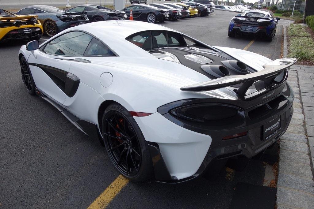 New 2019 McLaren 600LT for sale Sold at McLaren North Jersey in Ramsey NJ 07446 9