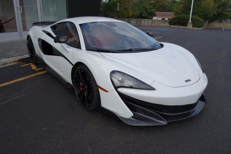 New 2019 McLaren 600LT for sale $268,110 at McLaren North Jersey in Ramsey NJ