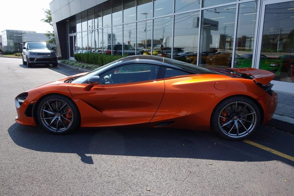 Used 2018 McLaren 720S Performance for sale $257,900 at McLaren North Jersey in Ramsey NJ 07446 10