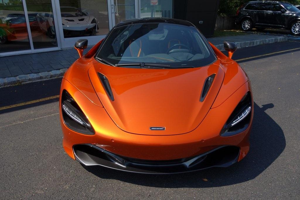 Used 2018 McLaren 720S Performance for sale $236,000 at McLaren North Jersey in Ramsey NJ 07446 2