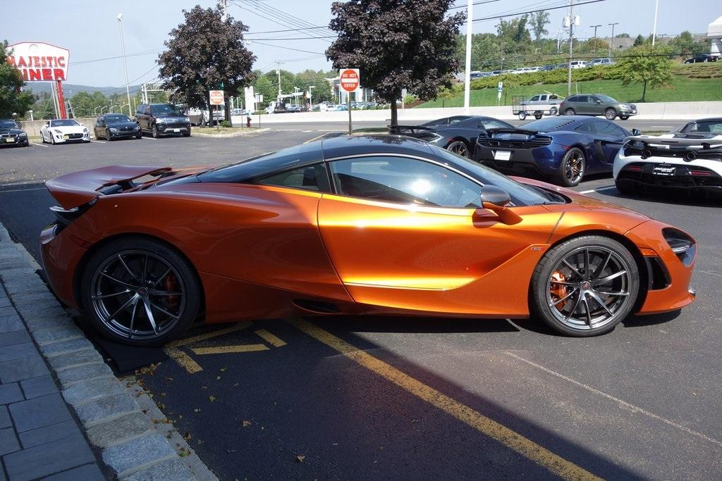 Used 2018 McLaren 720S Performance for sale $257,900 at McLaren North Jersey in Ramsey NJ 07446 4