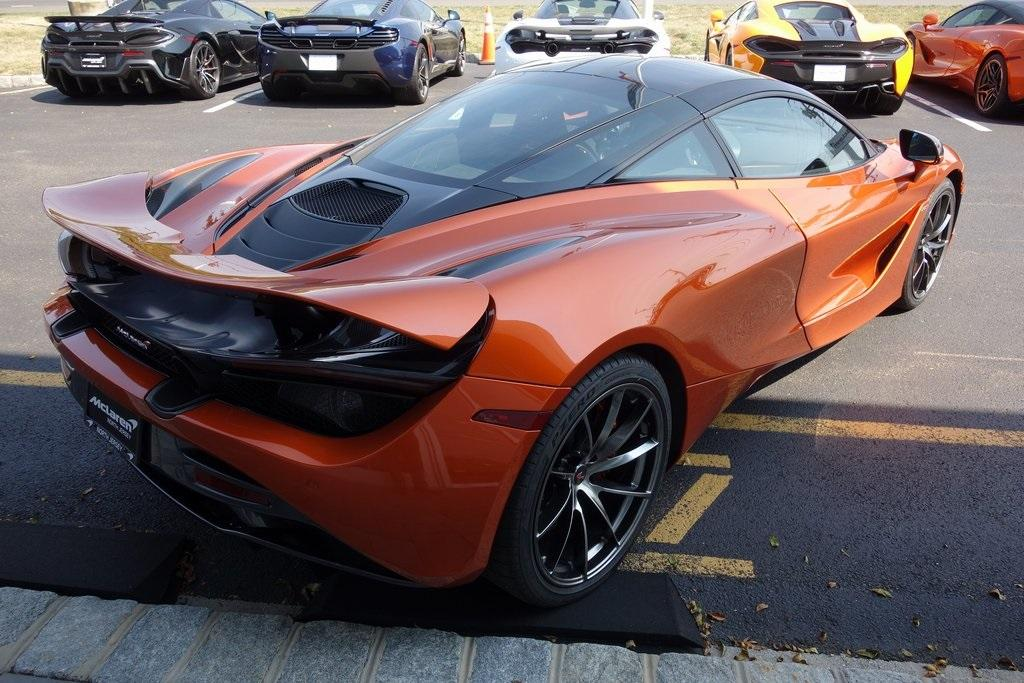 Used 2018 McLaren 720S Performance for sale $236,000 at McLaren North Jersey in Ramsey NJ 07446 7