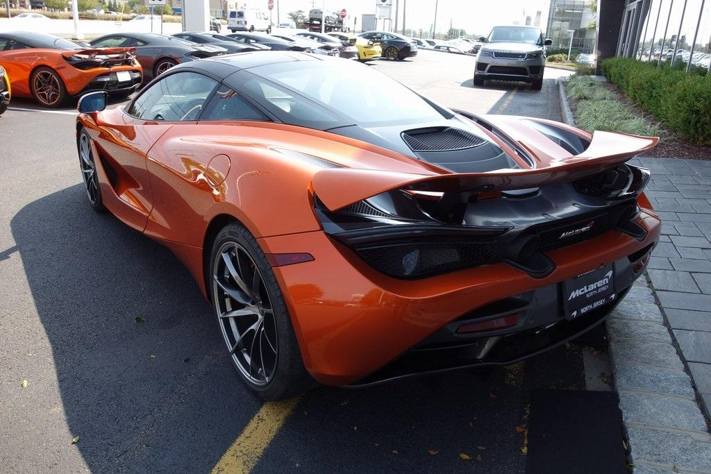 Used 2018 McLaren 720S Performance for sale $257,900 at McLaren North Jersey in Ramsey NJ 07446 9