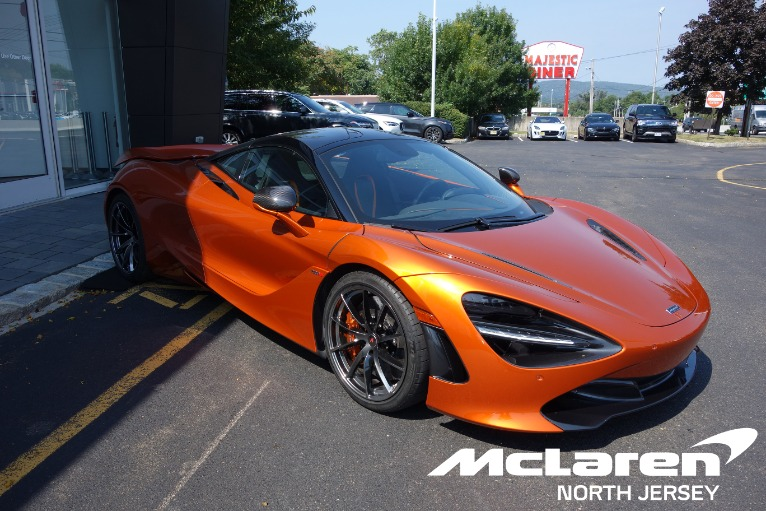 Used 2018 McLaren 720S Performance for sale $249,900 at McLaren North Jersey in Ramsey NJ