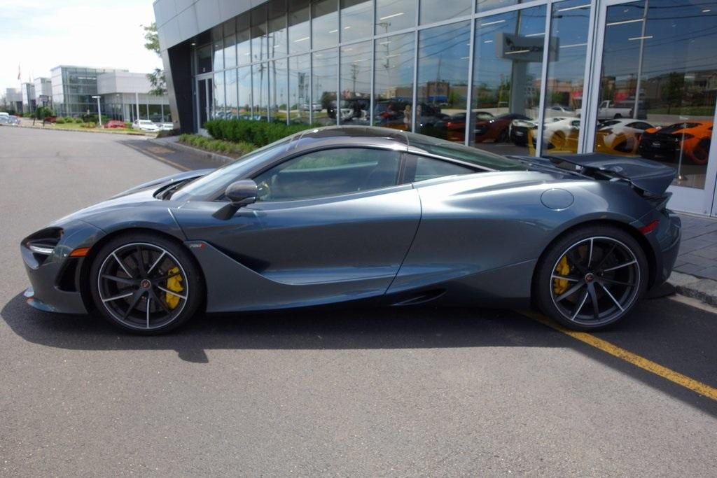Used 2018 McLaren 720S Performance for sale Sold at McLaren North Jersey in Ramsey NJ 07446 10