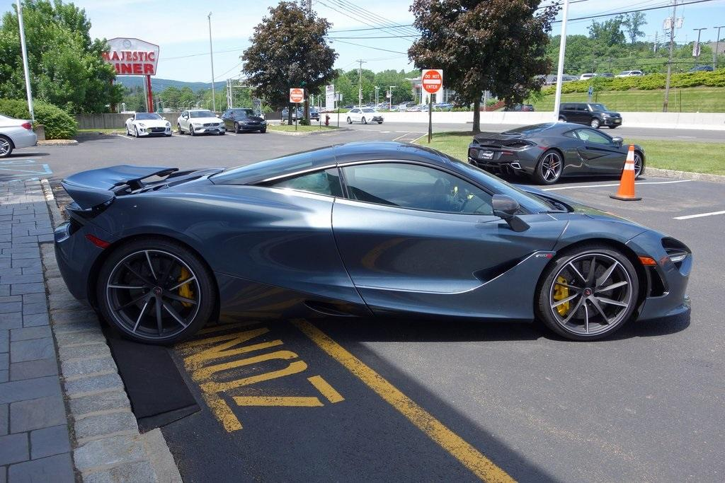 Used 2018 McLaren 720S Performance for sale Sold at McLaren North Jersey in Ramsey NJ 07446 4