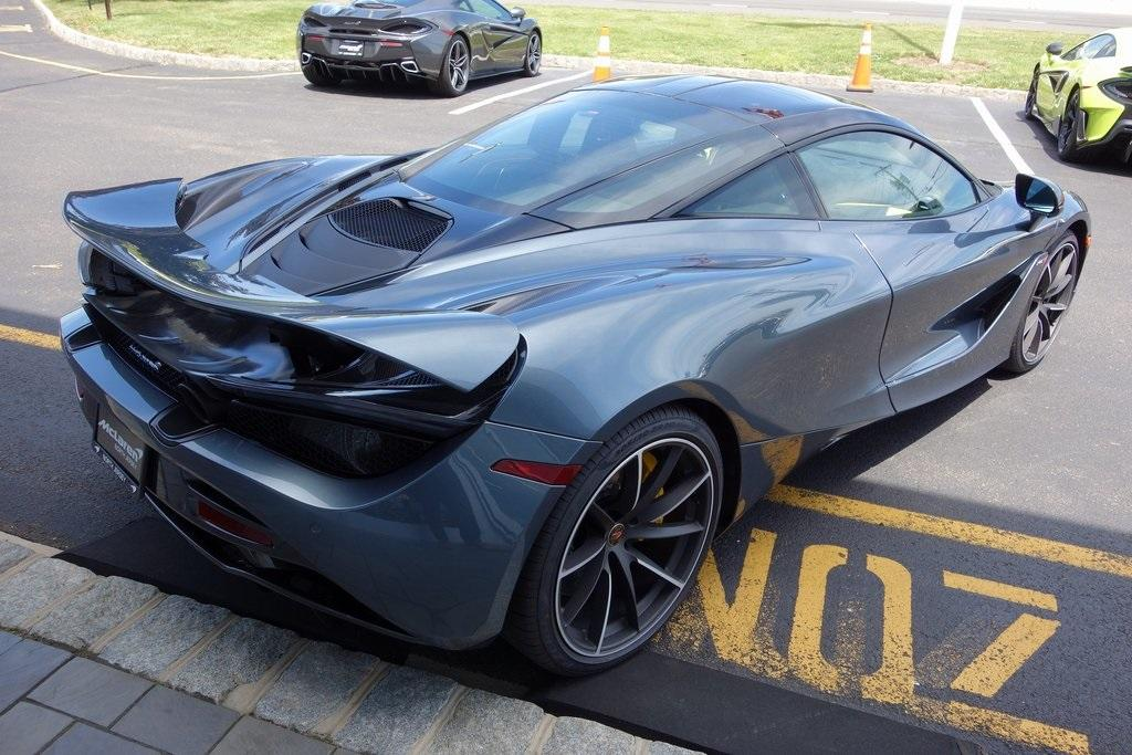 Used 2018 McLaren 720S Performance for sale Sold at McLaren North Jersey in Ramsey NJ 07446 7