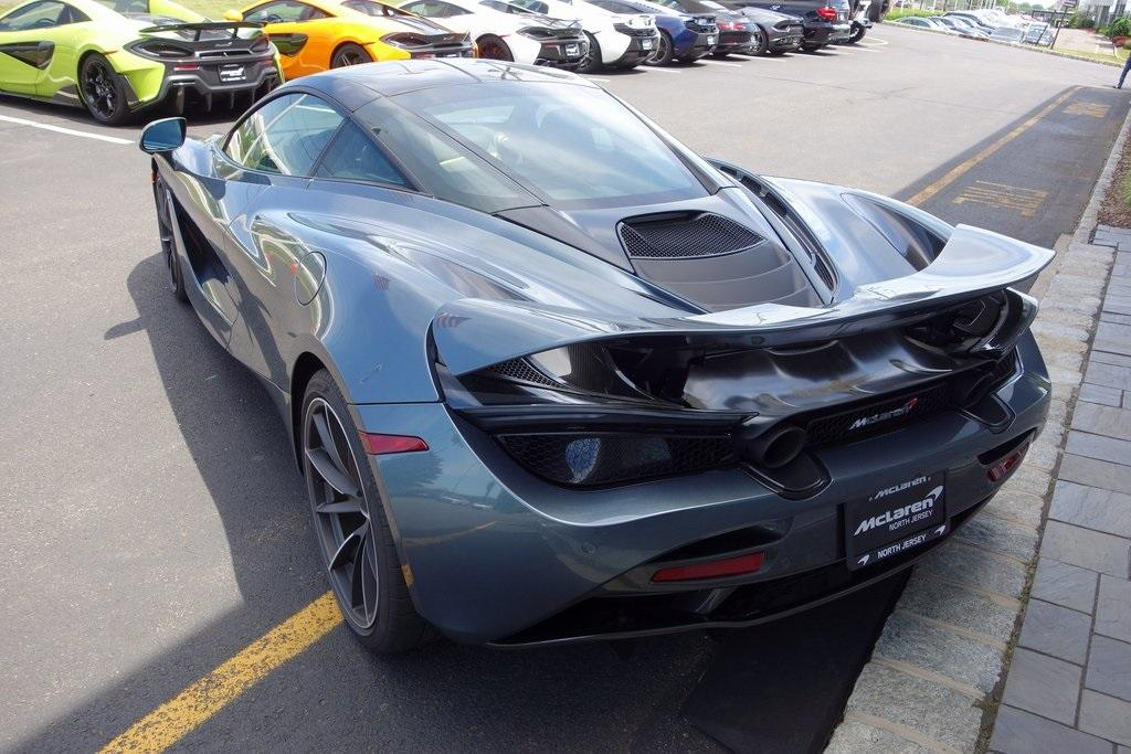 Used 2018 McLaren 720S Performance for sale Sold at McLaren North Jersey in Ramsey NJ 07446 9