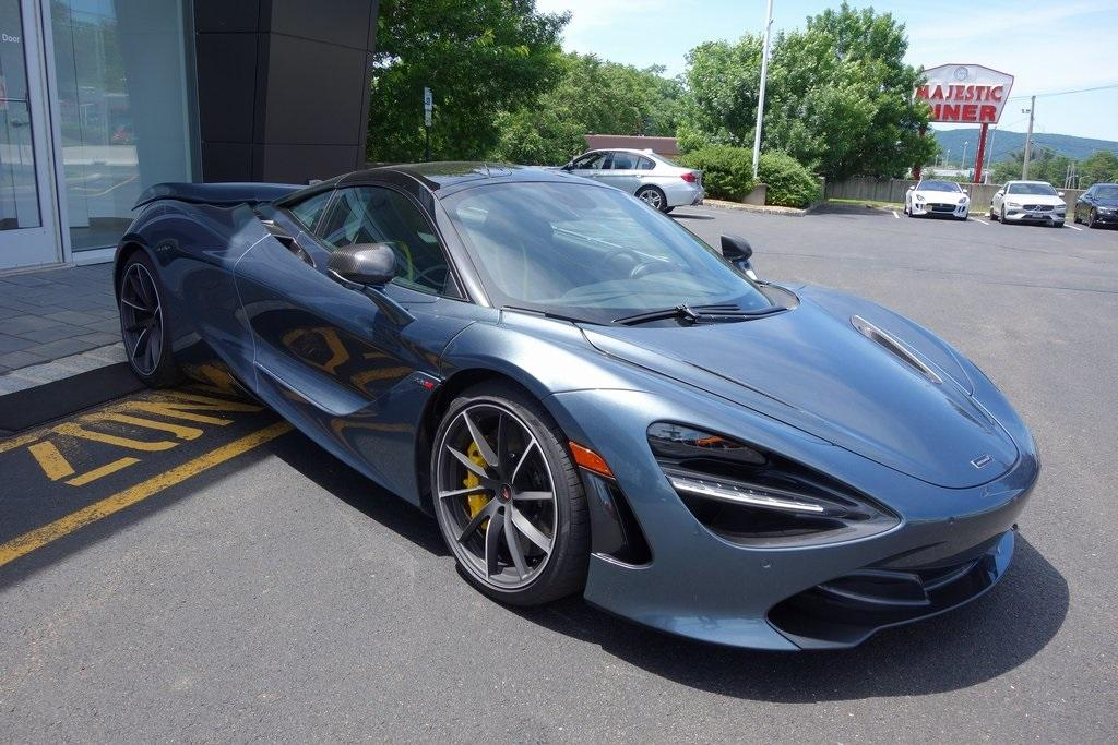 Used 2018 McLaren 720S Performance for sale Sold at McLaren North Jersey in Ramsey NJ 07446 1