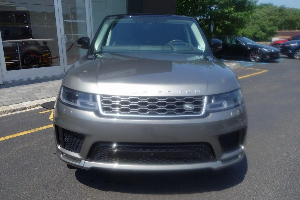 Used 2018 Land Rover Range Rover Sport 5.0L V8 Supercharged Autobiography for sale Sold at McLaren North Jersey in Ramsey NJ 07446 2