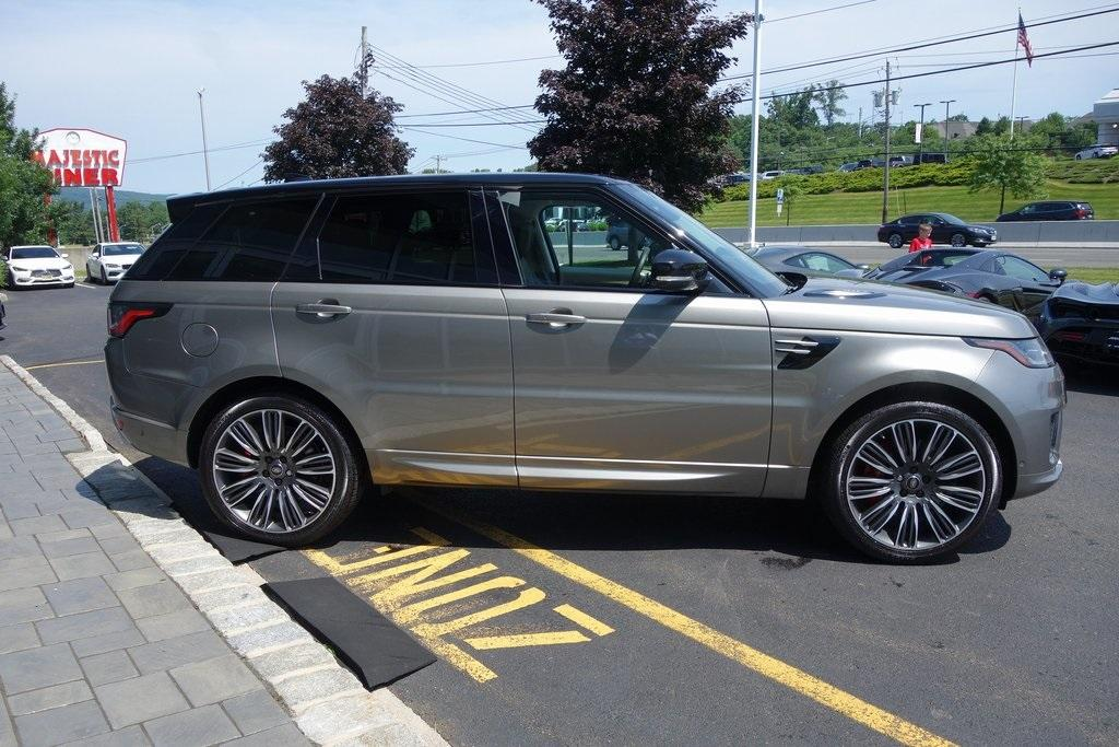 Used 2018 Land Rover Range Rover Sport 5.0L V8 Supercharged Autobiography for sale Sold at McLaren North Jersey in Ramsey NJ 07446 4