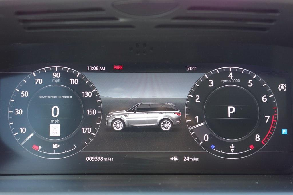 Used 2018 Land Rover Range Rover Sport 5.0L V8 Supercharged Autobiography for sale Sold at McLaren North Jersey in Ramsey NJ 07446 7
