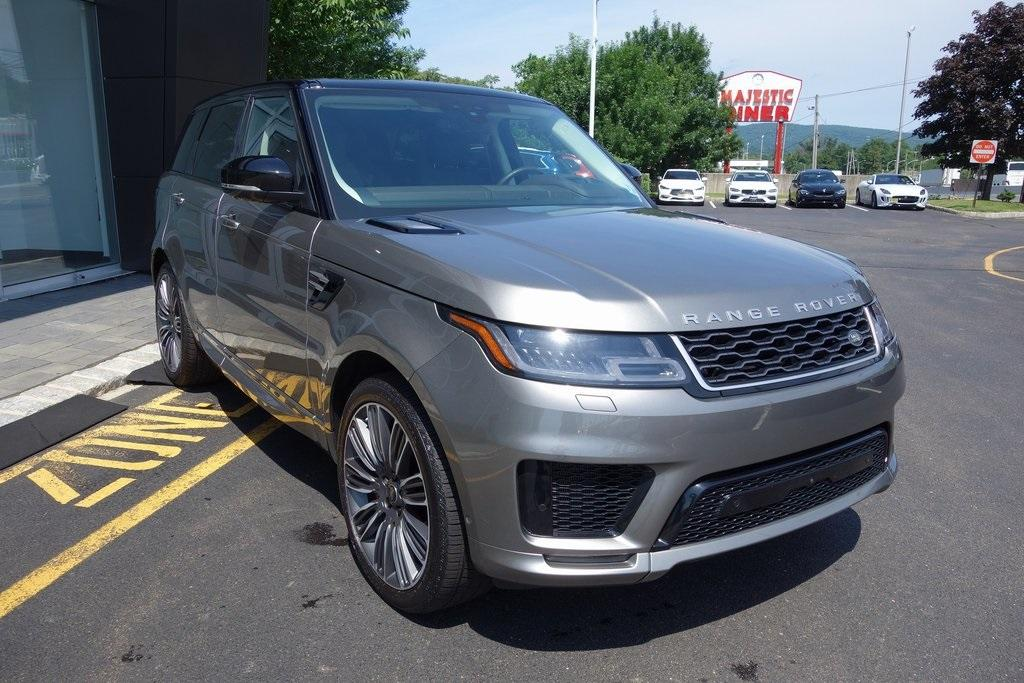 Used 2018 Land Rover Range Rover Sport 5.0L V8 Supercharged Autobiography for sale Sold at McLaren North Jersey in Ramsey NJ 07446 1