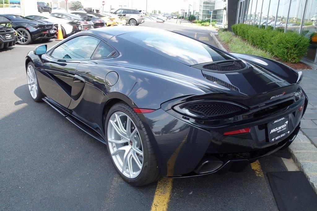 Used 2018 McLaren 570GT for sale Sold at McLaren North Jersey in Ramsey NJ 07446 10