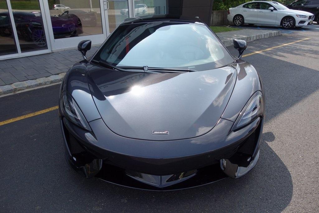 Used 2018 McLaren 570GT for sale Sold at McLaren North Jersey in Ramsey NJ 07446 2