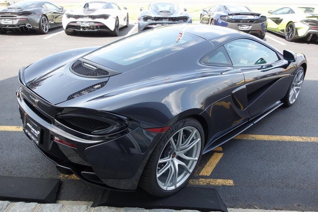 Used 2018 McLaren 570GT for sale Sold at McLaren North Jersey in Ramsey NJ 07446 7