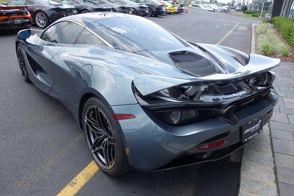Used 2018 McLaren 720S Luxury for sale $255,900 at McLaren North Jersey in Ramsey NJ 07446 9