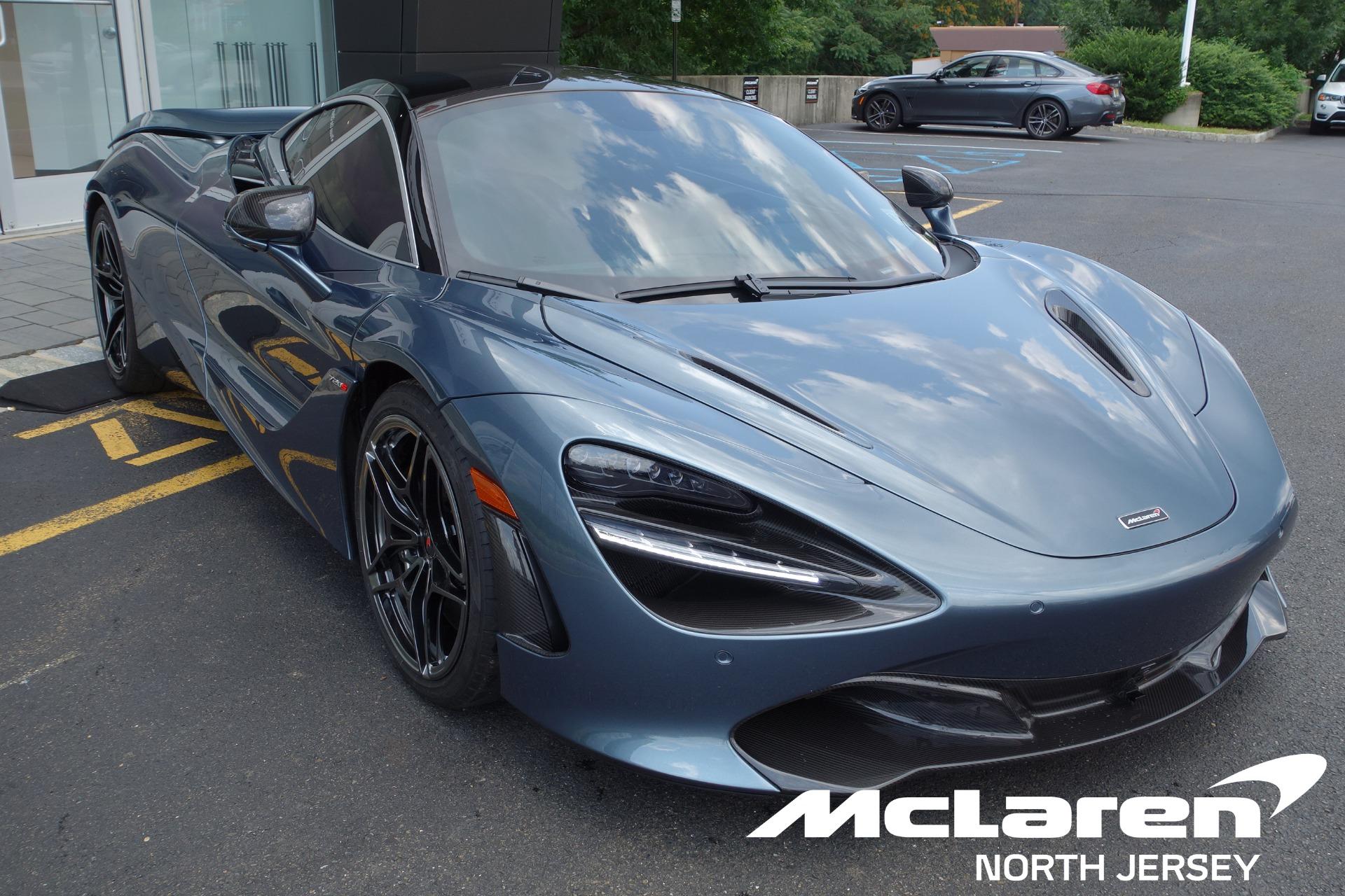 Used 2018 McLaren 720S Luxury for sale $255,900 at McLaren North Jersey in Ramsey NJ 07446 1