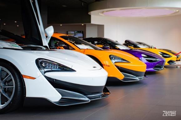 McLaren North Jersey