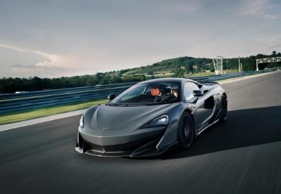 McLaren's 600LT Spider