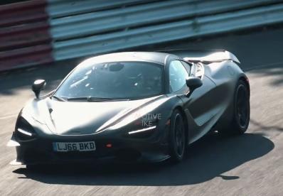 McLaren 720S Prototype